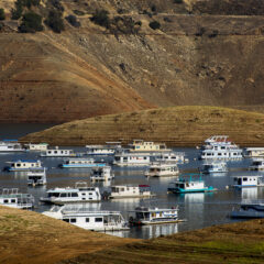 Many suffer from California Drought
