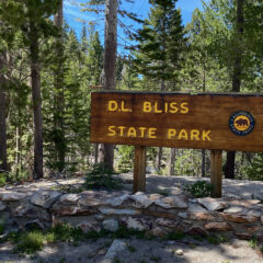 D.L. Bliss State Park: A great place to relax and enjoy Lake Tahoe