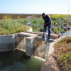 Then and Now: Tracking Water goes High Tech