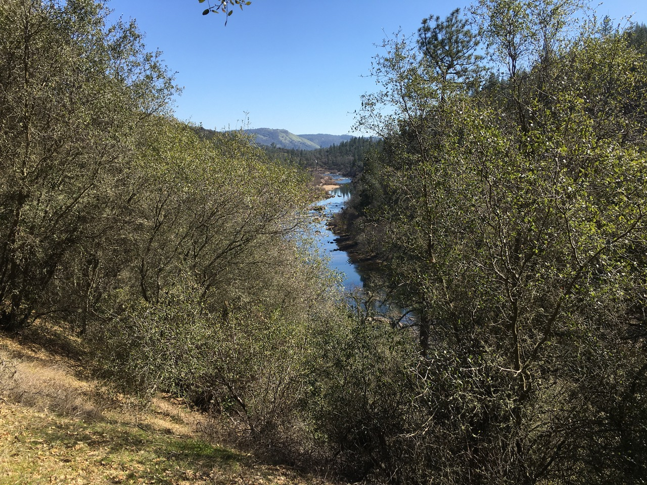 view of a River at Greenwood Creek Trail