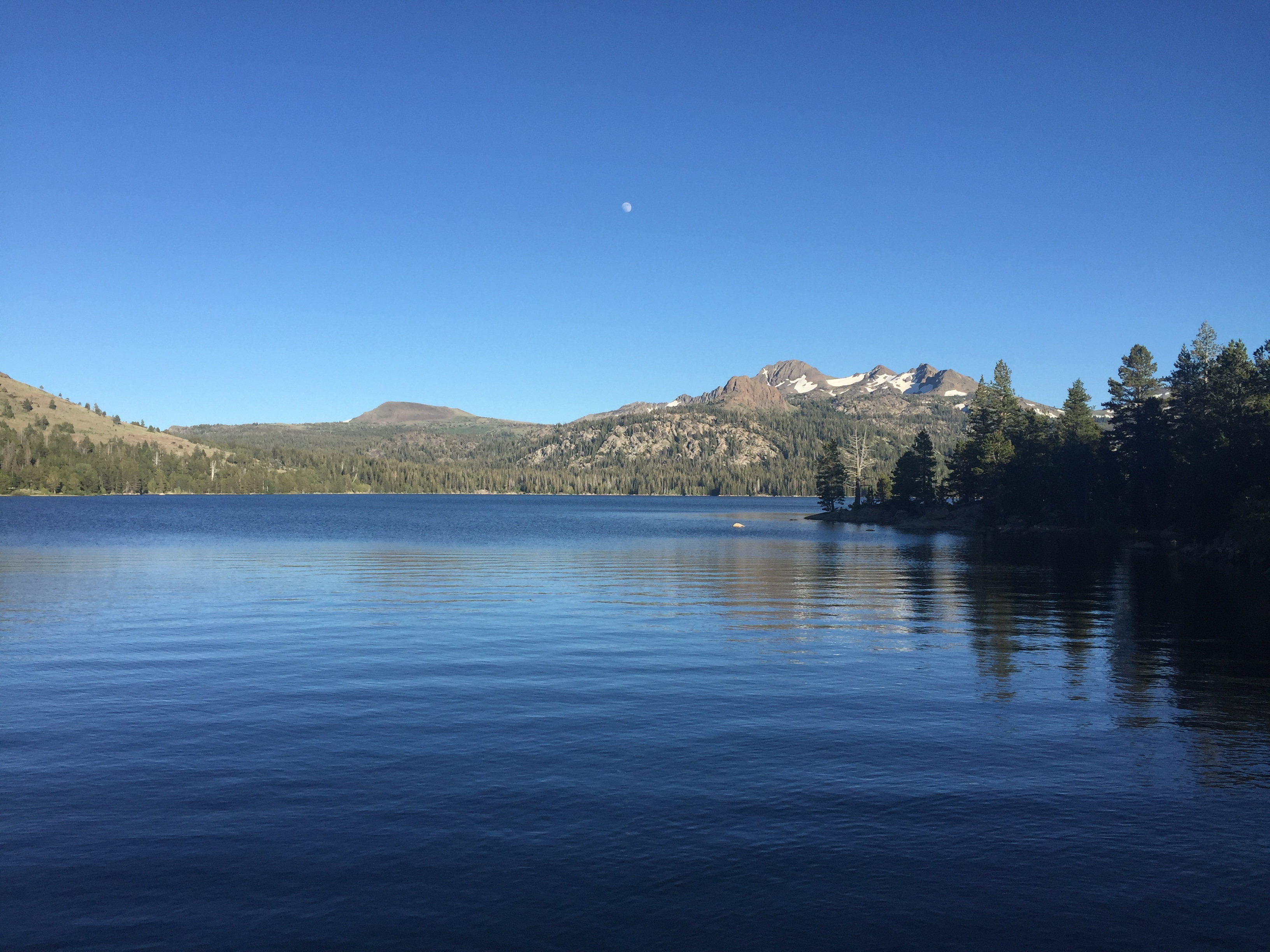 Alpine Lakes just over two hours from the Capitol - Sacramento Valley