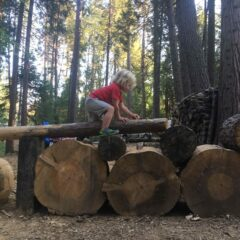 Glamping in Gold Country