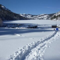 The Echo Lakes: Great Winter Destination