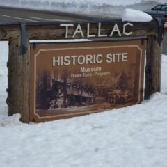 Winter Visit to the Tallac Historic Site