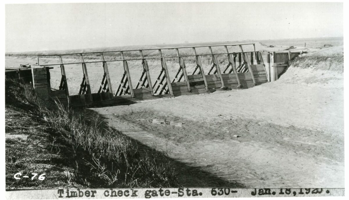 Timber Check Structure 1920