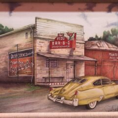 Poor Red's Bar-B-Q:  A Fun and Historic Stop in the Valley Foothills