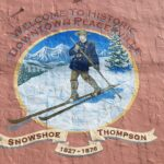 Sierra History from Afar: The Legend of Snowshoe Thompson