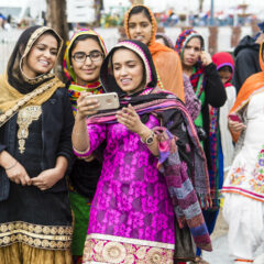 Sikh Festival and Parade in Yuba City