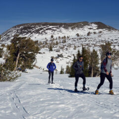 A High-Country Trek for Snow Seekers