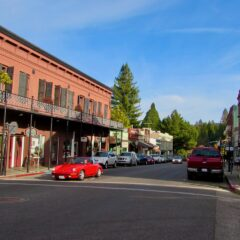 The Gold Rush Town of Nevada City: A Historic Gem