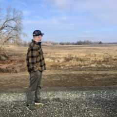 Salmon and the Willow Bend Project